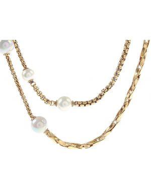 Naszyjnik z pereł - biały Dueci Bijoux