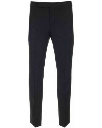 Spodnie - czarne Saint Laurent