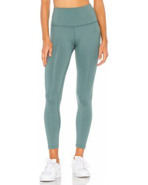 Spodnie z wysokim stanem szerokie na jogę Beyond Yoga