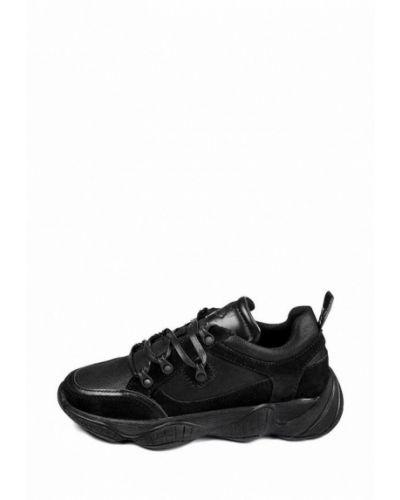 Низкие кроссовки - черные My Day