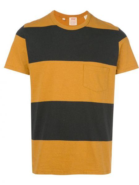 Рубашка с короткими рукавами в полоску тонкая Levi's Vintage Clothing