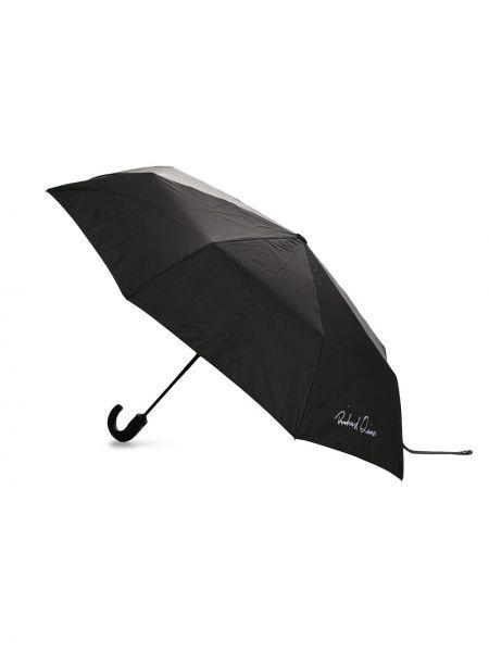 Włókienniczy parasol khaki Richard Quinn