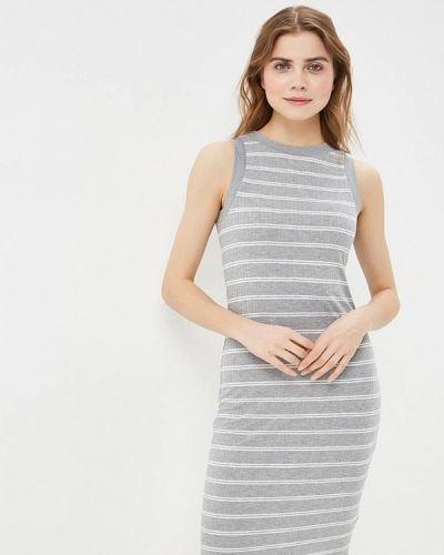 Платье серое платье-майка Befree