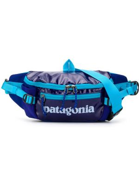 Niebieski pasek z paskiem Patagonia