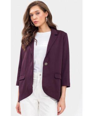Пиджак - фиолетовый Cauris