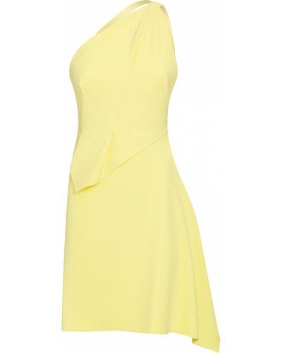 Żółta sukienka Roland Mouret