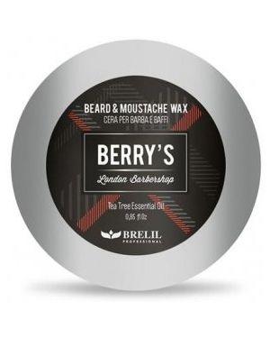 Воск для бороды Brelil Professional