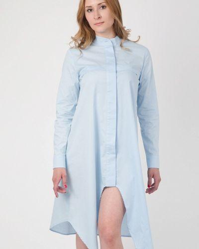 Платье платье-рубашка осеннее Cauris