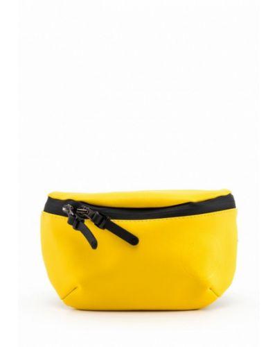 Желтая поясная сумка Sammy Icon