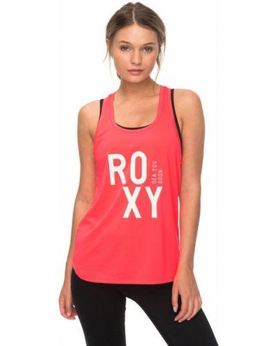 Розовая майка Roxy