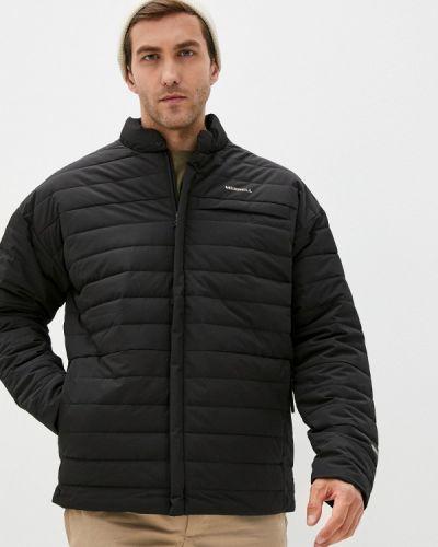 Черная демисезонная куртка Merrell