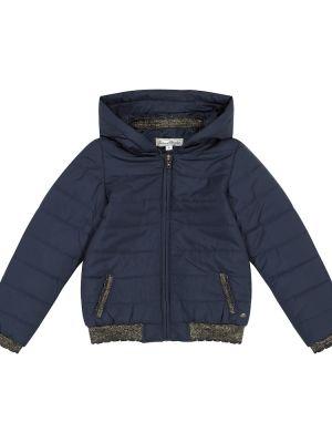 Стеганая куртка - синяя Tartine Et Chocolat
