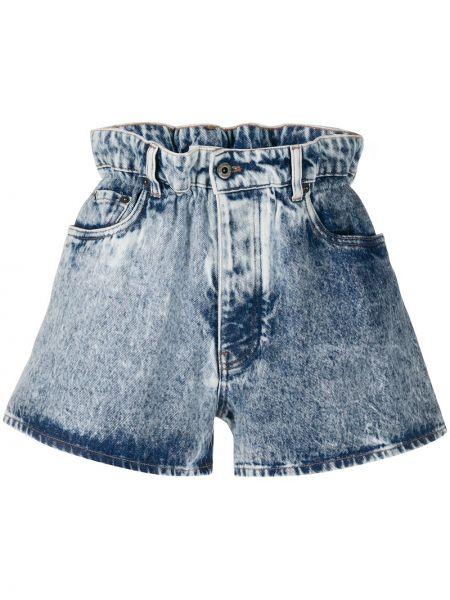 Dżinsowa jeansy Miu Miu