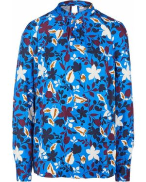 Блузка из вискозы с воротником Marc O`polo