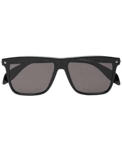 Farfetch. Солнцезащитные очки вайфареры для зрения Alexander Mcqueen eece7a570b5
