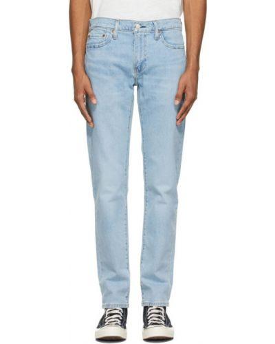 Прямые синие джинсы стрейч Levi's®