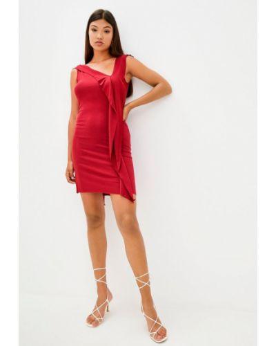 Облегающее трикотажное платье Прованс