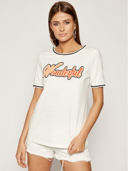 Biała t-shirt Laurel
