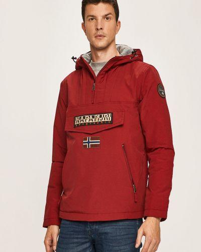 Утепленная куртка с капюшоном укороченная Napapijri