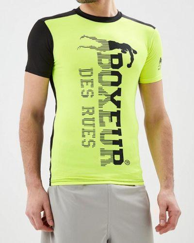 Спортивная футболка желтый Boxeur Des Rues