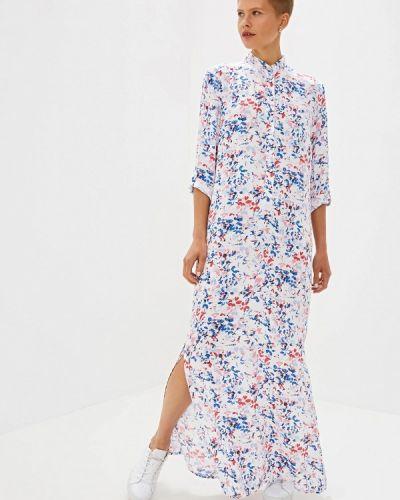 Платье платье-рубашка осеннее Ruxara
