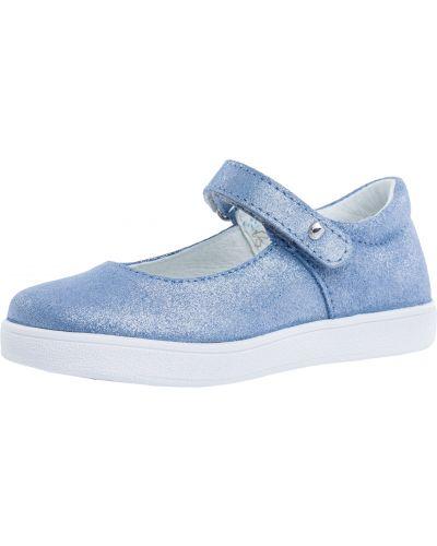 Туфли голубой Mothercare