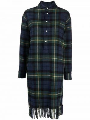Платье макси длинное - зеленое Polo Ralph Lauren