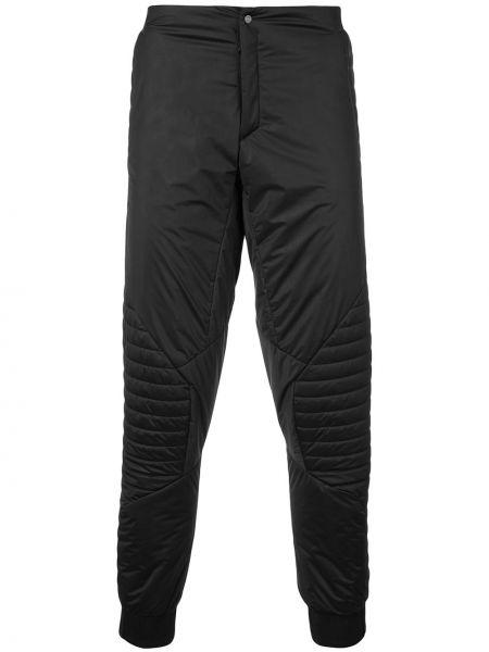 Черные теплые брюки Mammut Delta X