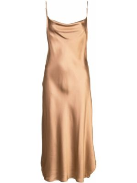 Платье на бретелях на тонких бретелях Nili Lotan