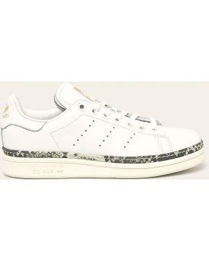 Buty na obcasie na pięcie ażurowy Adidas Originals