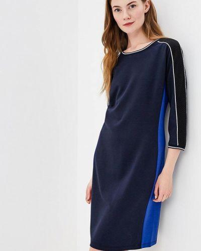 Синее платье Betty Barclay