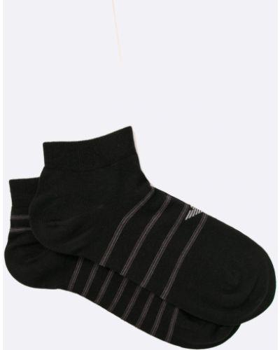 Черные носки Emporio Armani