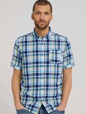 Рубашка с короткими рукавами Tom Tailor