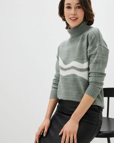 Зеленый свитер Savage