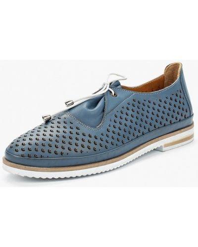 Кожаные ботинки Alessio Nesca