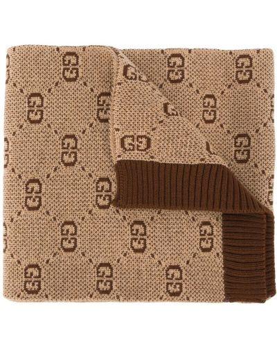 Bawełna miękki bawełna szalik przycięte Gucci Kids