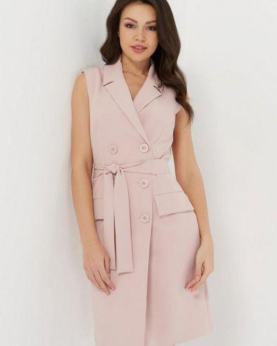 Платье розовое платье-пиджак Verna Sebe