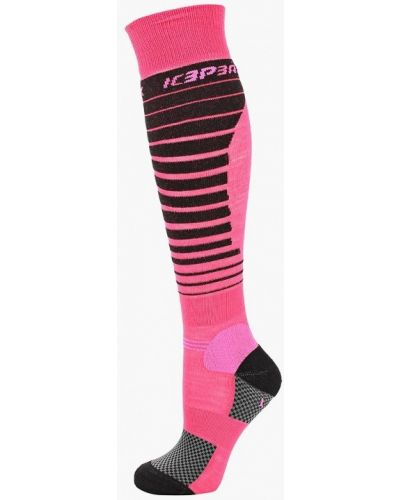 Розовые носки термоноски Icepeak