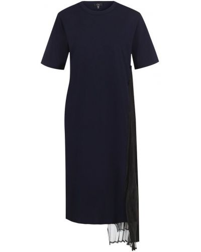 Вечернее платье мини с вырезом Clu