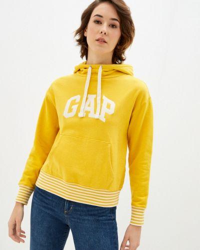 Желтое худи Gap