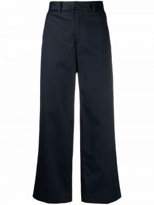 Укороченные брюки - синие Closed