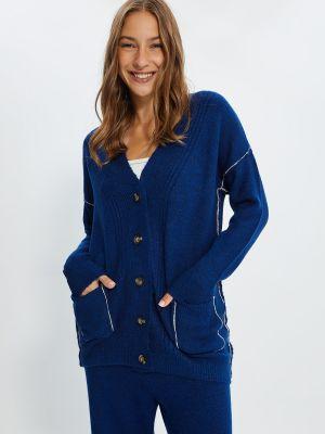 Garnitur - niebieski Trendyol