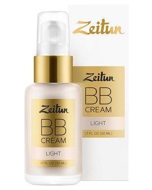 Тональный крем для лица светлый Zeitun