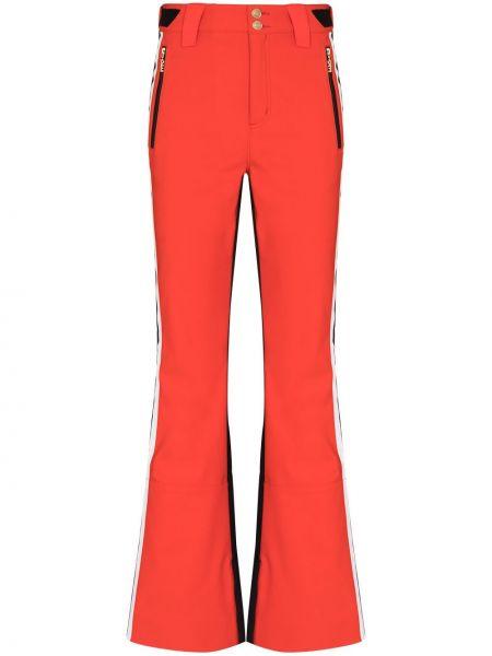 Горнолыжные брюки - красные P.e Nation