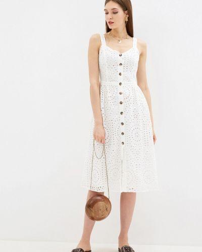 Платье - белое Oasis
