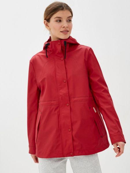 Красная облегченная куртка Hunter