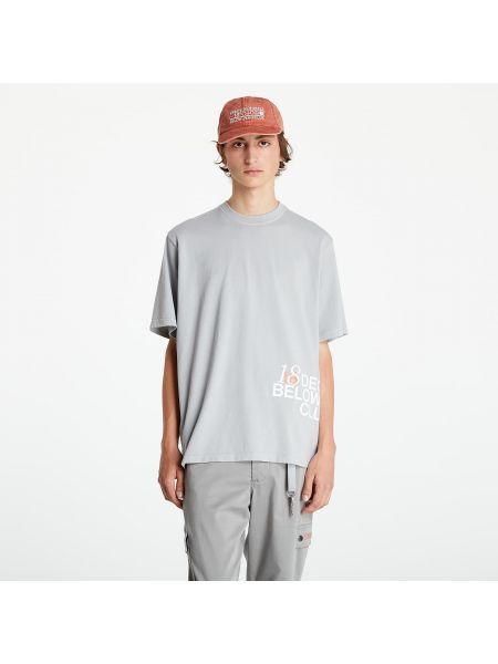 Szara t-shirt Footshop