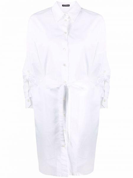 Klasyczna biała koszula - biała Ann Demeulemeester