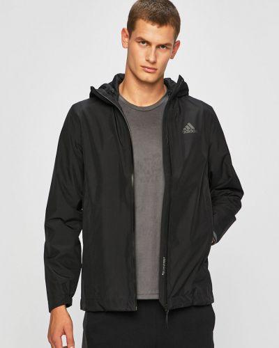Куртка с капюшоном укороченная облегченная Adidas Performance