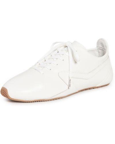 Buty sportowe skorzane - białe Rag & Bone